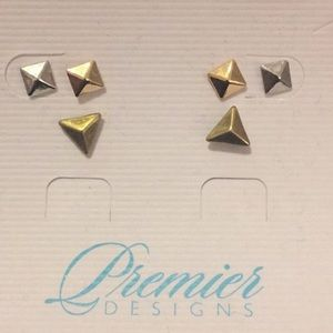 Premier Designs post earrings